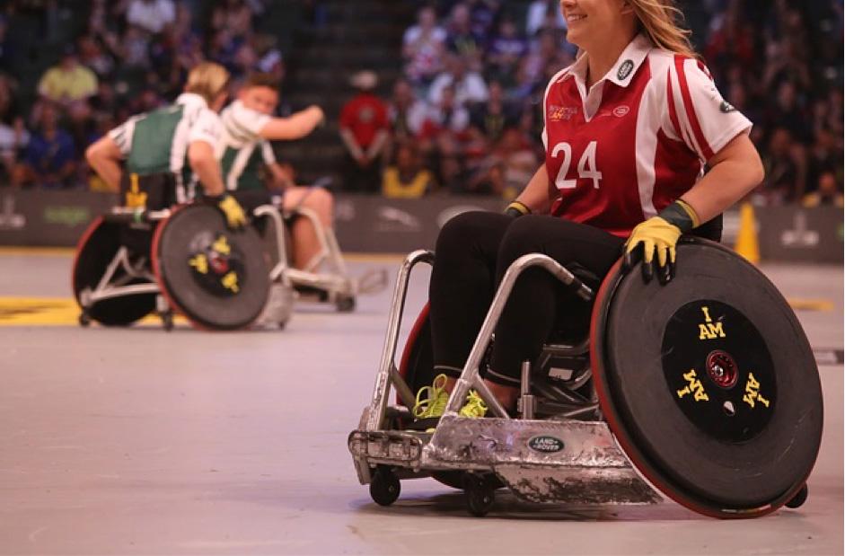 Ayudas a los discapacitados en España